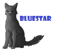 bluestar - MS Paint by CathernaLeafwing