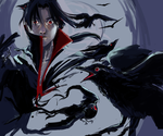 Itachi (WIP?) by klyree