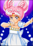 Princess Chibiusa by Sweet-Blessings