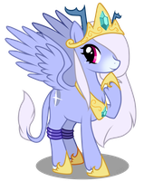 Princess Moon Sparkle by Churobu