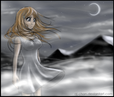 Orihime - ALONES by aj-chan