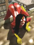 The Objectification of Spider-Woman by EthereaS