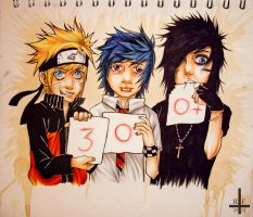 Thank You for 300+ Watchers!! by Kagoe
