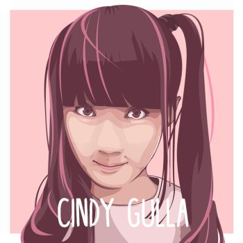 Cindy Gulla by MihawkJr