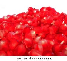 Pomegranate by MightyT