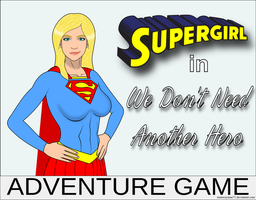 Supergirl adventure game (V1.6) by runawayman71