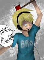 HERE'S....... PEWDIE!!!!!!!!!!! by Nanami-chan28