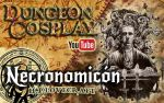 The Necronomicon..is here by Gioteya