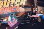 Me and friends in the Delorean by Meje2