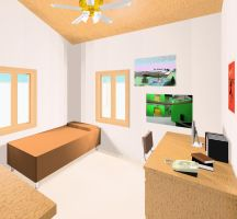 My House-My Room Day 1 by Rasvashed
