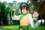 Toph Bei Fong - Fight! by TophWei