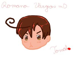 Romano Vargas by Cool-Ally