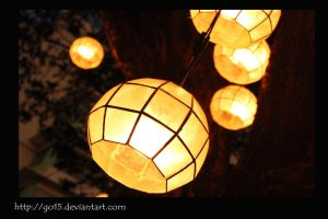 Capiz Lanterns by go15