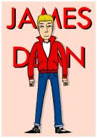 James Dean by paldipaldi