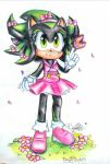 comision .:Different The Hedgehog :. by DayinDark15