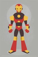 Iron Man ReDesign by MeghanMurphy