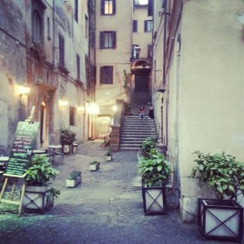 streets of naples by Fedeltaflame