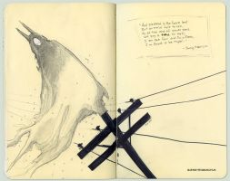 Moleskine: Tithe by Ashwings
