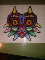 The Majora's Mask by KirielIsi