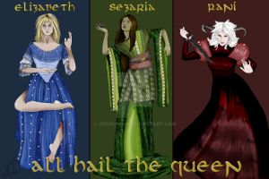 All Hail the Queen (COTS) by Jizoku-San