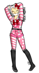 Humanized Hello Kitty by Sniper-Huntress