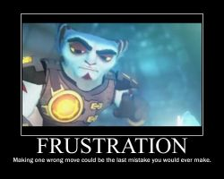Frustration by Fire-Warrioress