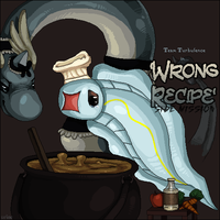 'Wrong Recipe' - SM6 - Cover - Pixel by Vrine