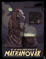 the horse-headed hag of matranovak # 2 by marklaszlo666