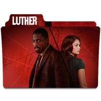 Luther Folder Icon by Necris05