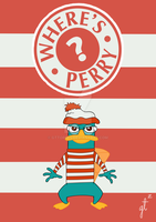 Where's Perry? by gttorres