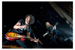 Alice In Chains - 2010 by MrSyn