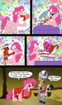 Pinkie's Tongue Twister by Omny87
