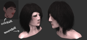 Crappy Zbrush models: A Love Story by BaserBeanz