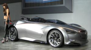 Chevrolet's Pure Sports Car Concept by toyonda