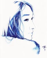 cold -Soo Ae by dreamsCrEaToR