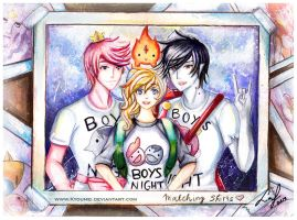 Adventure Time: Boys Night by Kyoumei