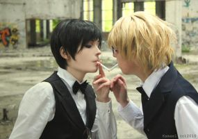 One kiss by Prince-Lelouch