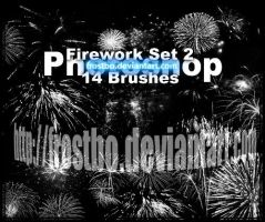 Firework PS Set 2 by FrostBo