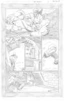 The Basement Page 6 Pencils by NJValente