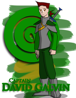 Captain David Galvin by Xain-Russell