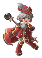 FF Jobs: Red Mage by Hadibou