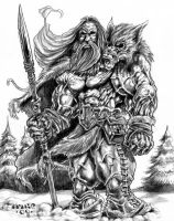 The Northman by vikingmyke