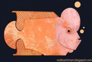 Fish Doodle 3 by nickbachman
