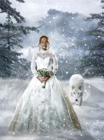 Bride Of The Wolf by xyldrae