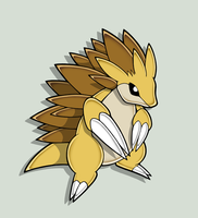 Sandslash - SA by Hydro-King