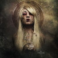 Snake Goddess by vampirekingdom