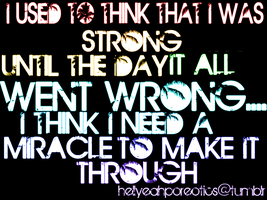Strong. by Ashley44598X