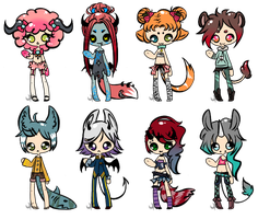 REDUCED-Mini Adopts [OPEN] by joaniek