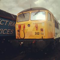 Another One? (RAILFEST 2012 by AferVentus