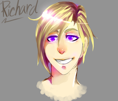 Richard by coolferret